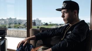 """""""La cumbia es el gran aporte argentino a la música urbana"""", dijo Naiky"""
