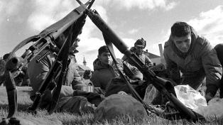 A 38 años de la guerra, la memoria está grabada en la representación del cine