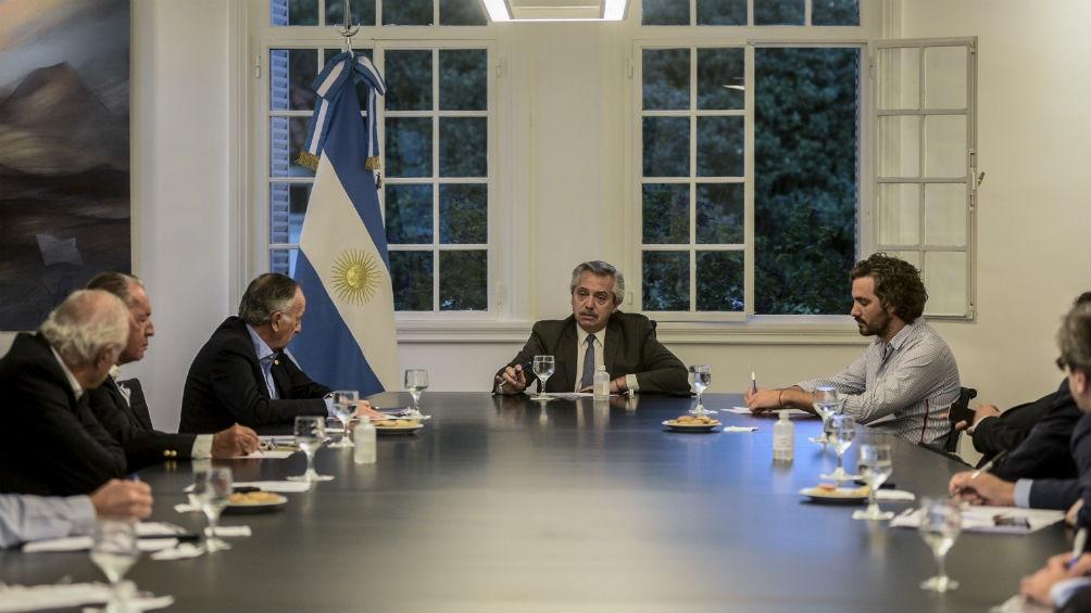 El presidente de la UIA destacó el diálogo con el gobierno