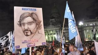 Sin marchas, se cumple un nuevo aniversario del crimen de Carlos Fuentealba