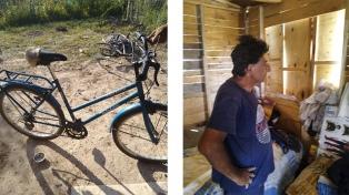 """Piden prisión preventiva para el """"violador de la bicicleta"""""""