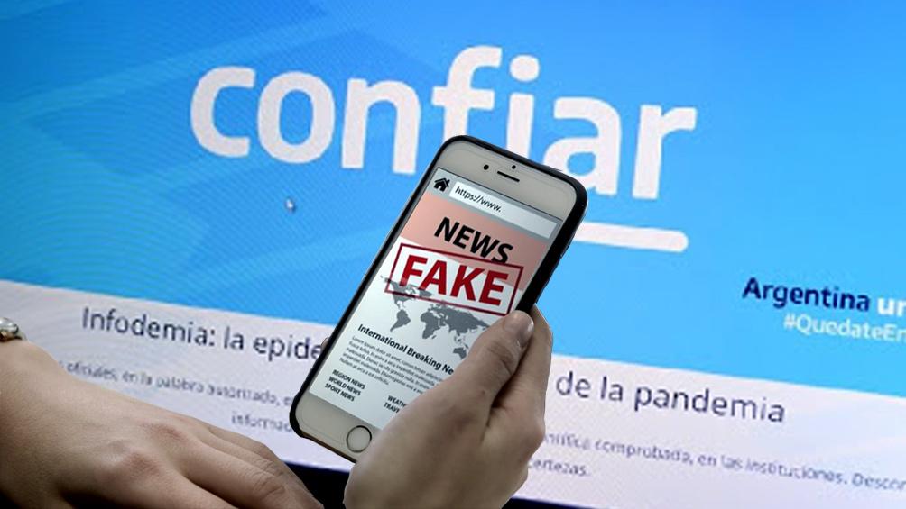 Télam lanza Confiar, una plataforma para enfrentar la información falsa sobre coronavirus