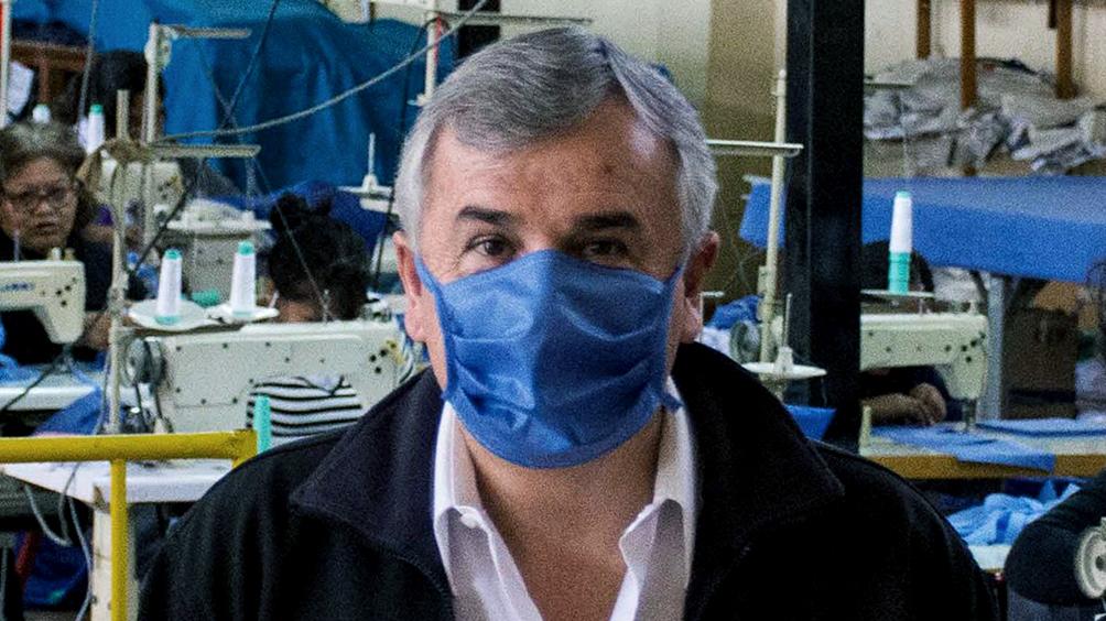 En Jujuy será obligatorio el uso del barbijo como medida de prevención