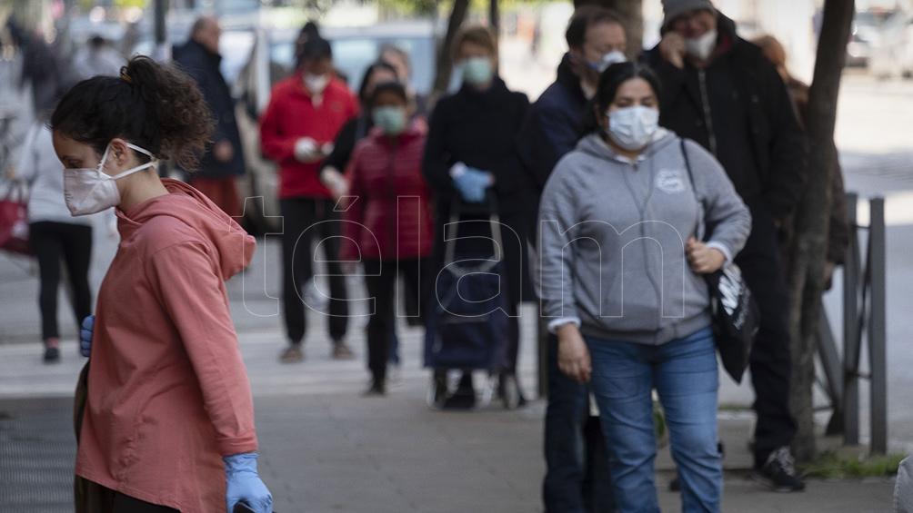 Los contagios se acercan a 1.300.000 y las muertes ya superan las 70.000 en el mundo