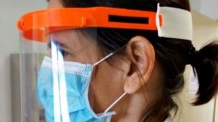 Escuelas técnicas salteñas realizaron más de 3.200 máscaras de protección facial