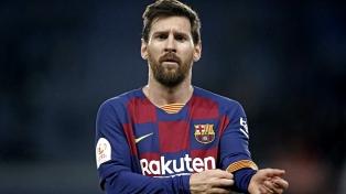 Messi, el tercer deportista mejor pago del mundo