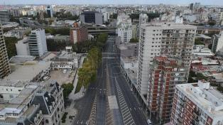La cuarentena redujo un 62% los gases contaminantes en algunas ciudades