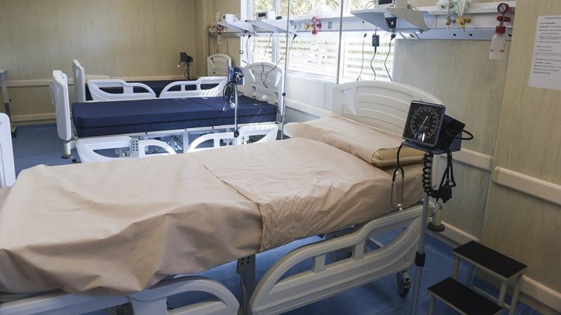 Alertan que no hay camas de terapia para afiliados del PAMI con coronavirus en la Ciudad