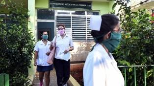 Aumentan los controles en Cuba frente al repunte de contagios, en especial en menores