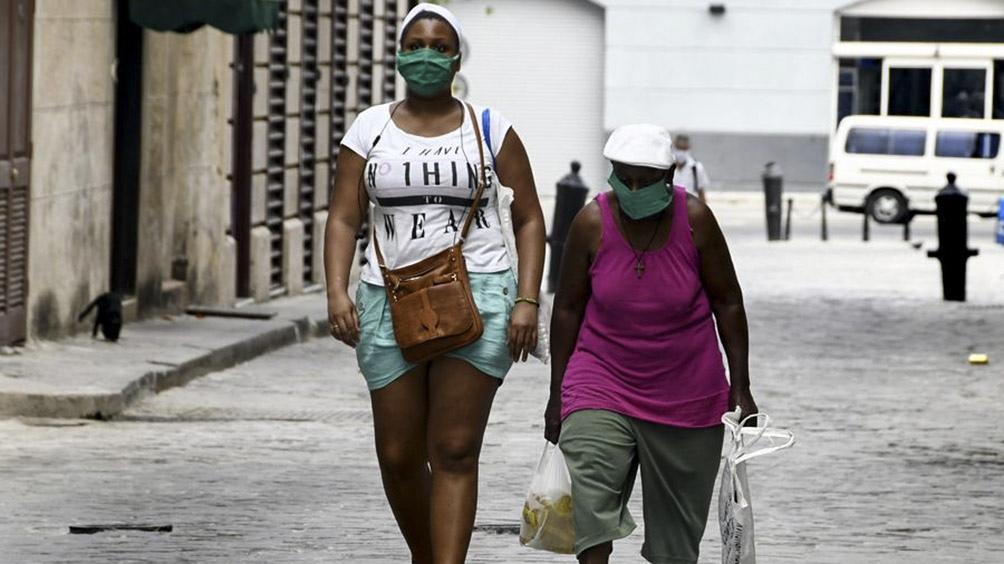 Cuba estableció que desde el 10 de enero pedirá como requisito obligatorio a los viajeros una prueba negativa de Covid