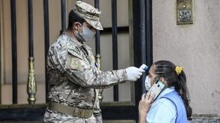 Chile reporta 149 enfermos en cárcel de Santiago y casi 11.000 contagios en el país