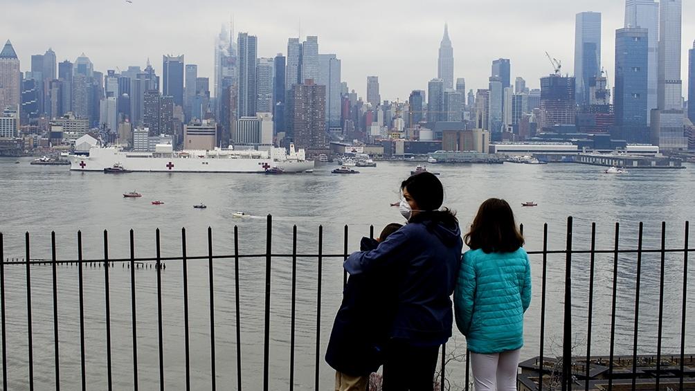 Nueva York: por primera vez desde marzo, la ciudad no reporta ...