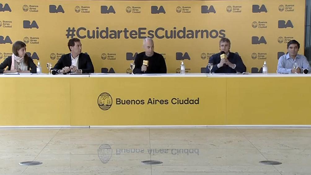 El gobierno porteño presentó un plan integral para cuidar a los adultos mayores