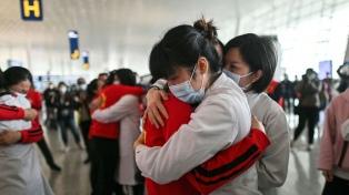 """Nuevos casos de contagios en China, la mayoría """"importados"""""""