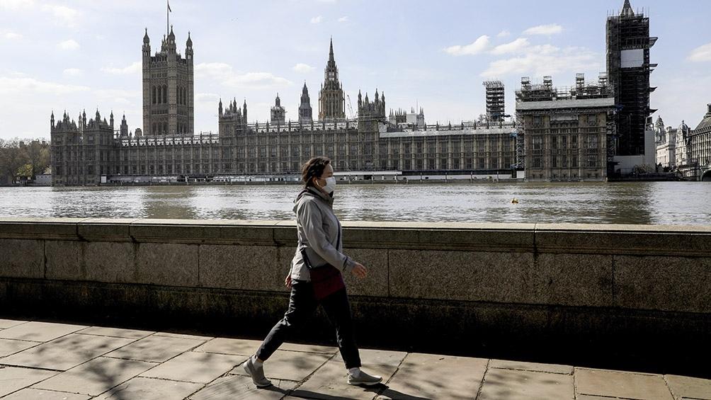 turistas se mantienen alejados del Reino Unido debido a la continua incertidumbre en torno a las restricciones de viaje