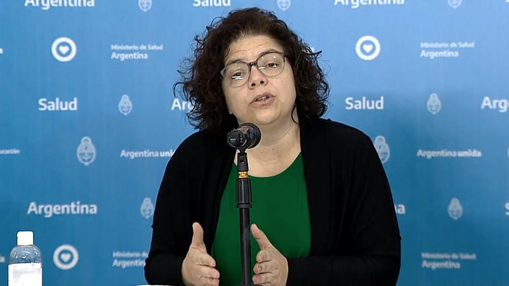 Son 67 los fallecidos por coronavirus y 1795 infectados en la Argentina