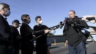 """Berni consideró que hay un """"abuso del permiso de circulación"""" por parte de los automovilistas"""