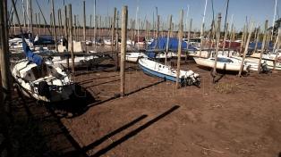 El Paraná registra una bajada histórica que genera complicaciones en cinco provincias