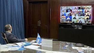"""Argentina planteó al G20 """"soluciones globales"""" para el mercado energético"""