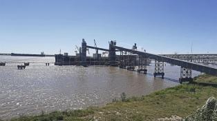 La bajante del río Paraná continuará y acentuará el impacto en las exportaciones