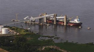 La bajante del Paraná generó pérdidas por US$ 243,9 millones en el primer cuatrimestre
