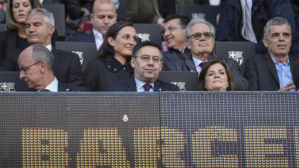 Luchas de poder en el FC Barcelona, en pleno cierre por la crisis del coronavirus