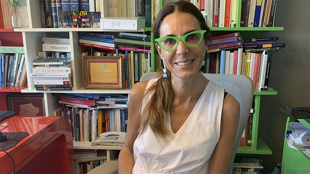 Marisa Herera, especialista en derecho de familia e investigadora del Conicet.