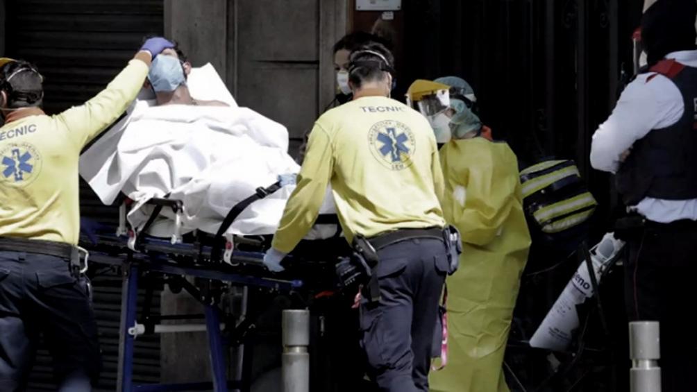 El epicentro de la pandemia sigue localizado en América