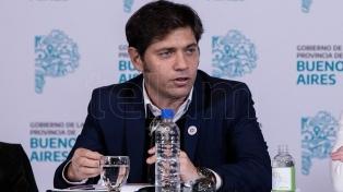 Kicillof recibirá el avión de Aerolíneas Argentinas con insumos traídos desde China