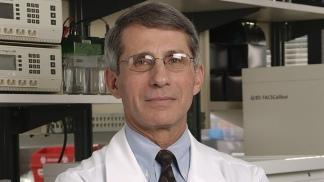 El epidemiólogo Anthony Fauci