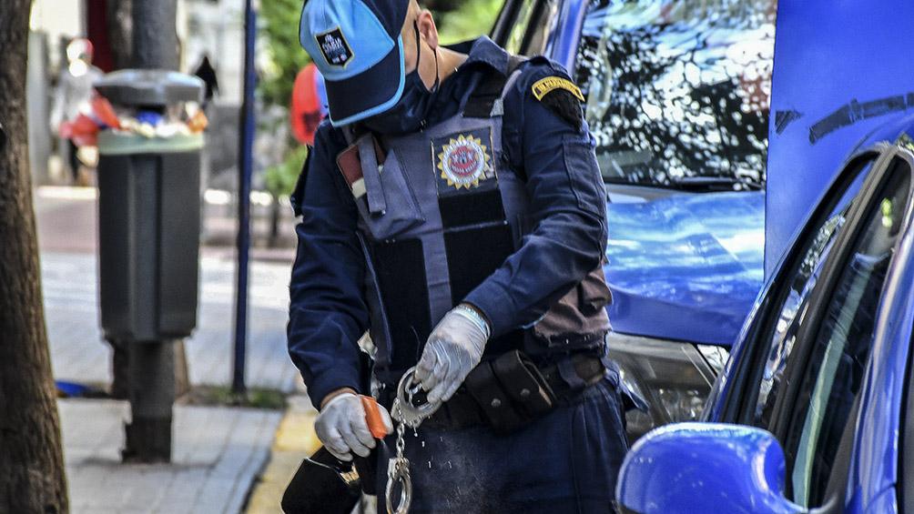 Ya son 17.812 los detenidos o demorados por violar el aislamiento en la Ciudad
