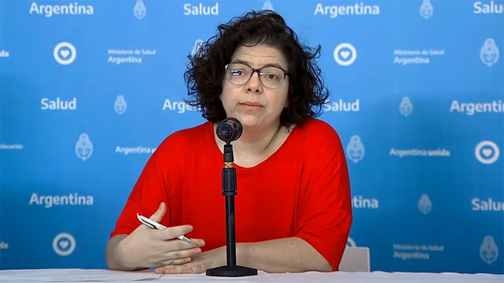 Vizzotti explicó cómo funciona el operativo para traer a argentinos en el exterior