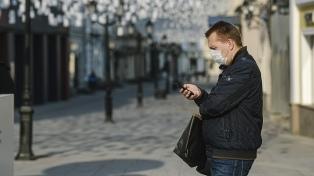 Rusia supera los 21.000 contagiados, con Moscú a la cabeza
