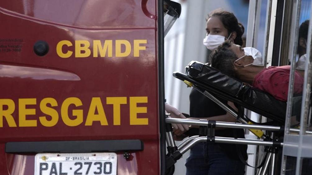 El país sumaba 2.227.514 casos confirmados de coronavirus