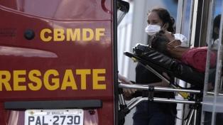 Con más de 360.000 casos confirmados, el coronavirus no cede en Brasil