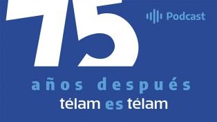 75 años después, Télam es Télam