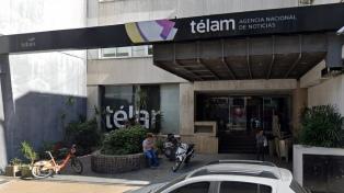 """Reconocen la """"labor periodística y la información veraz"""" de Télam"""