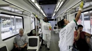 Dos gobernadores brasileños tienen coronavirus y hay 25.000 contagios en el país