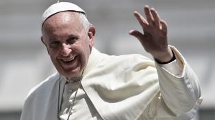 El papa Francisco saludó a los trabajadores de Télam por el 75 aniversario de su creación
