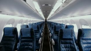 Coronavirus: una aerolínea transforma sus aviones en restaurantes