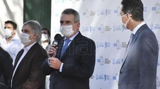 """""""También es soberanía defender la salud de nuestro pueblo"""", dijo Rossi"""