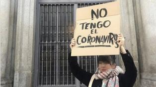 Buscan penalizar los actos discriminatorios contra trabajadores de la salud y seguridad