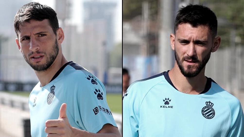 Calleri y Ferreyra no saben si continuarán en el Espanyol