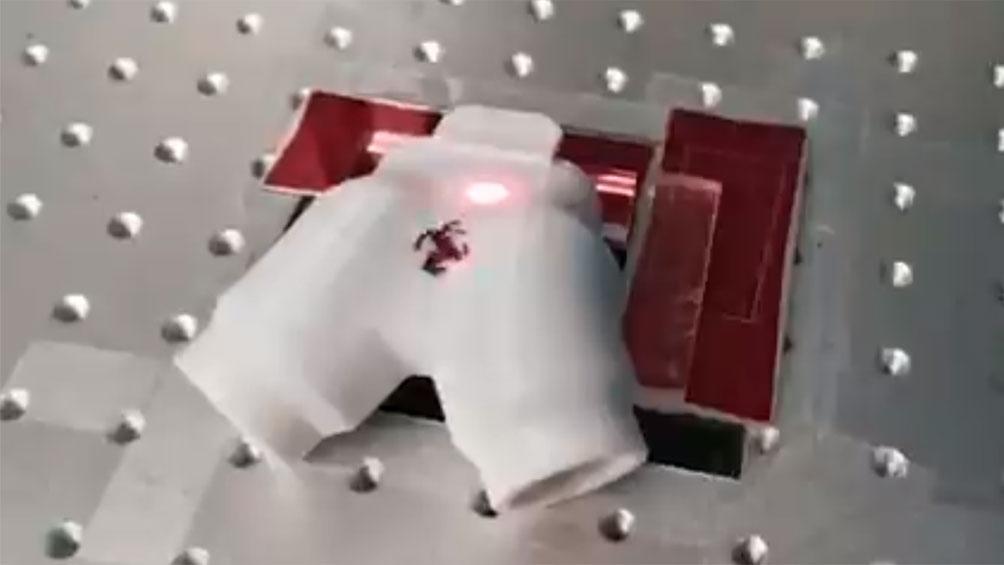 Ferrari fabrica en su planta de F1 accesorios para respiradores
