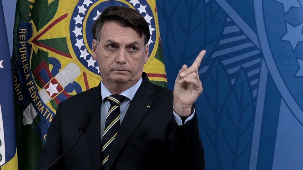 """Para bolsonaro, la economía argentina """"está yendo muy mal"""""""