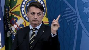 Bolsonaro nombra a un nuevo jefe de la Policía tras el veto de la Corte a su amigo