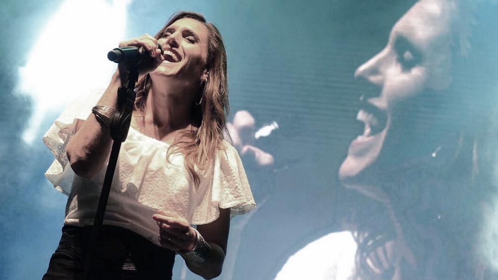 """Soledad Pastorutti adelantó """"Parte de mí"""", álbum que lanza el viernes"""
