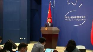 """China rechaza las """"mentiras"""" de occidente sobre su trato a los uigures"""