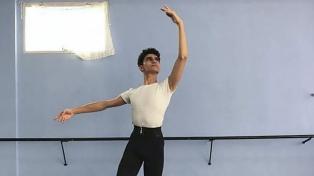 Un bailarín de 15 años audicionó online y fue admitido en la escuela del English National Ballet