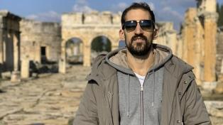 Desde Turquía, el voleibolista Nicolás Bruno contó cómo se vive la pandemia